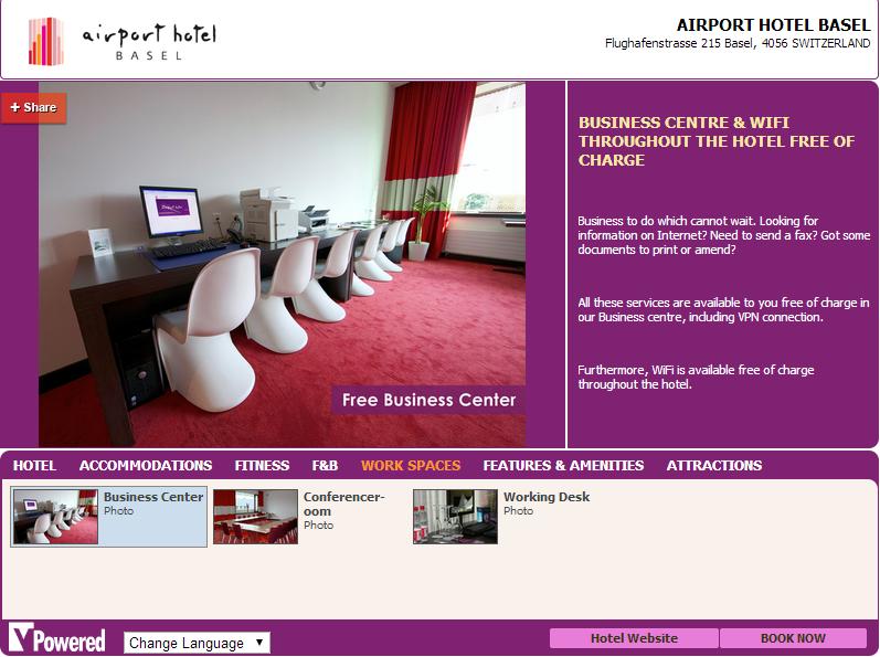 Targeted digital brochure