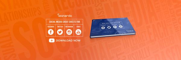 Social Media Cheat Sheet Banner