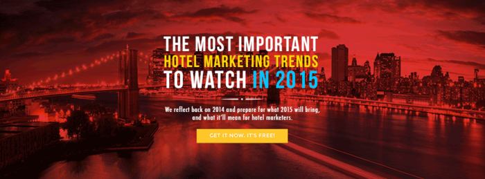 hotel marketing trends