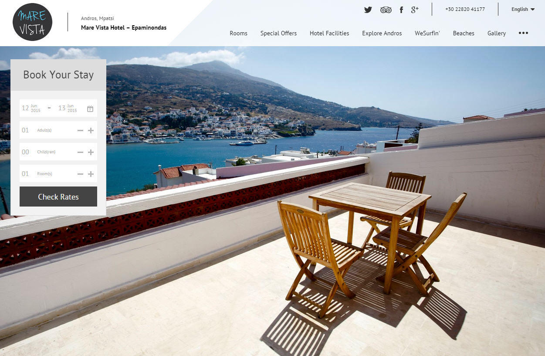 mare vista homepage
