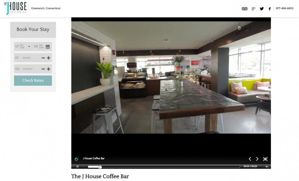 J House Greenwich Coffee Bar