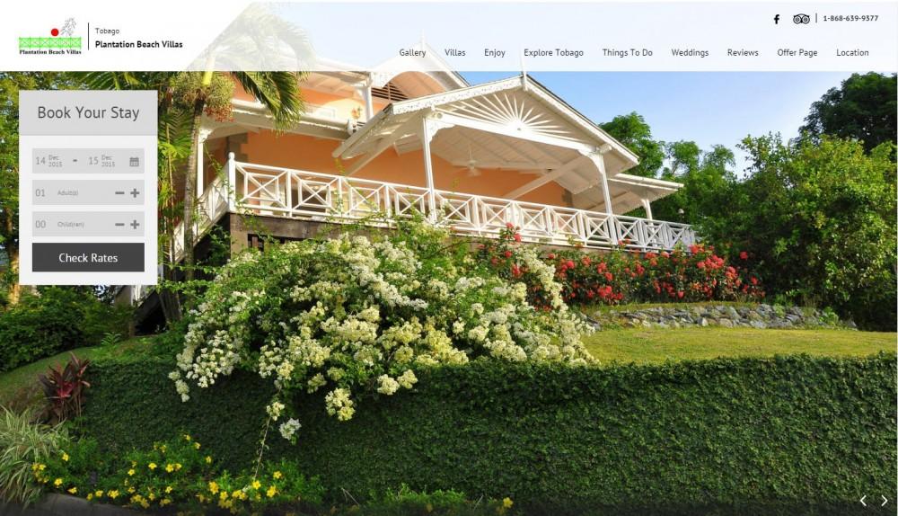 Plantation Beach Villas Home Page
