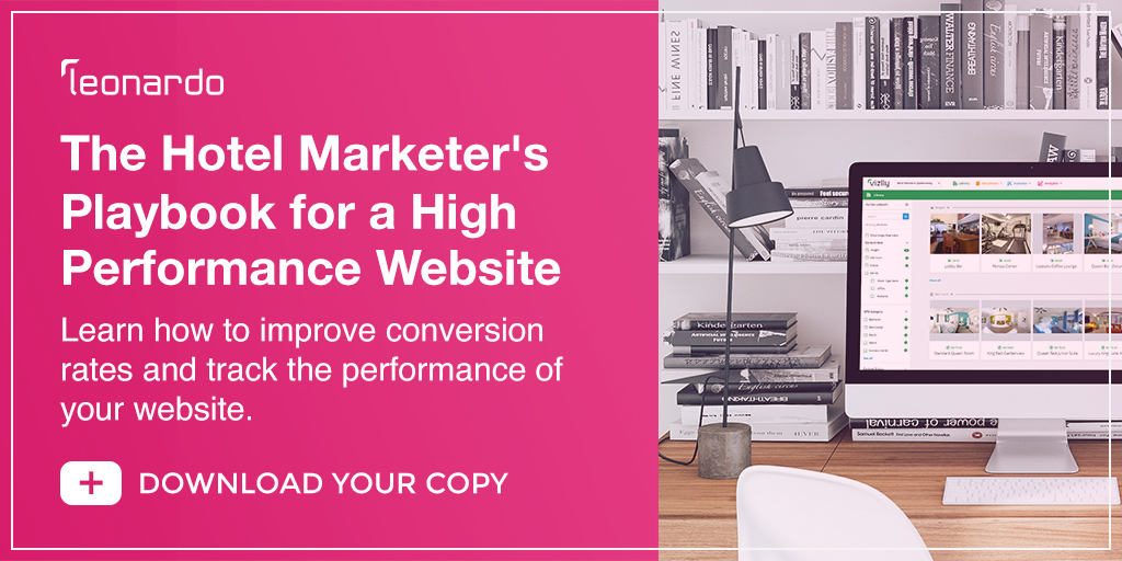 The Hotel Marketer's Playbook For A High-Converting Website: A Summary Of Our NEW EBook