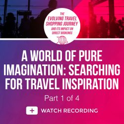 A World of Pure Imagination: Searching for Travel Inspiration