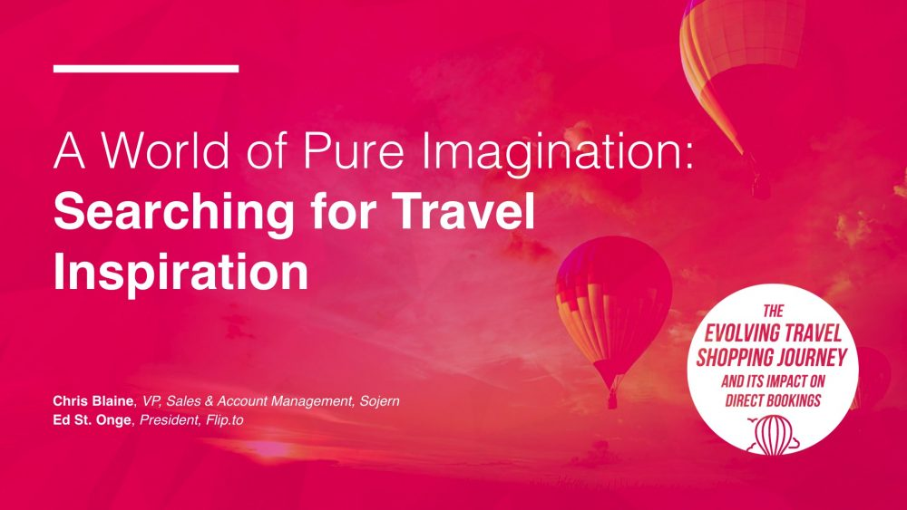 Inspiring Travelers: Digital Marketing Summit for Hoteliers