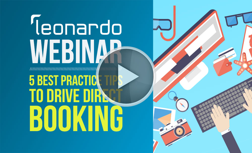 5 Best Practice Tips to Increase Direct Bookings