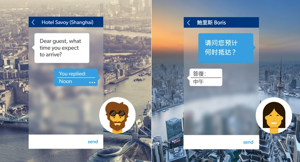 Chatbot: Booking.com's multi-lingual chatbot