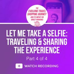 Traveling & Sharing The Experience