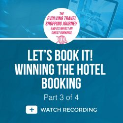 Let's Book It: Winning the Hotel Booking