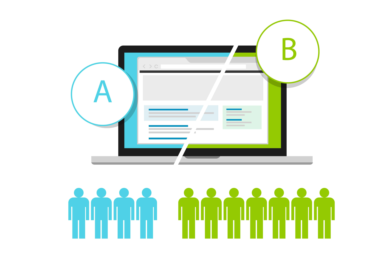 AB testing can improve hotel marketing