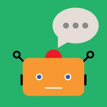 Chatbot animation