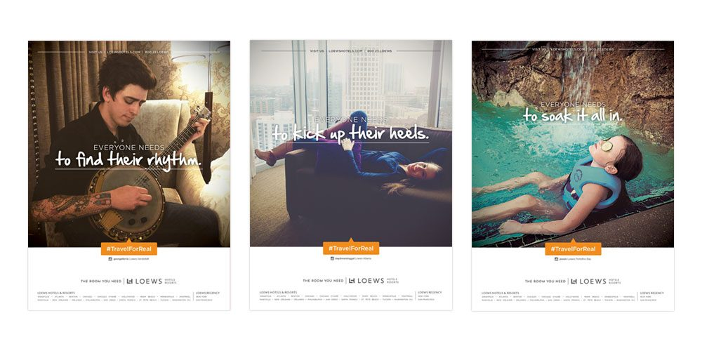 Travel For Real User Generated Content