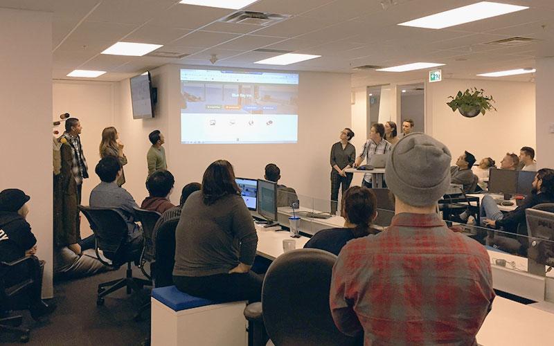 Hackathon Presentations