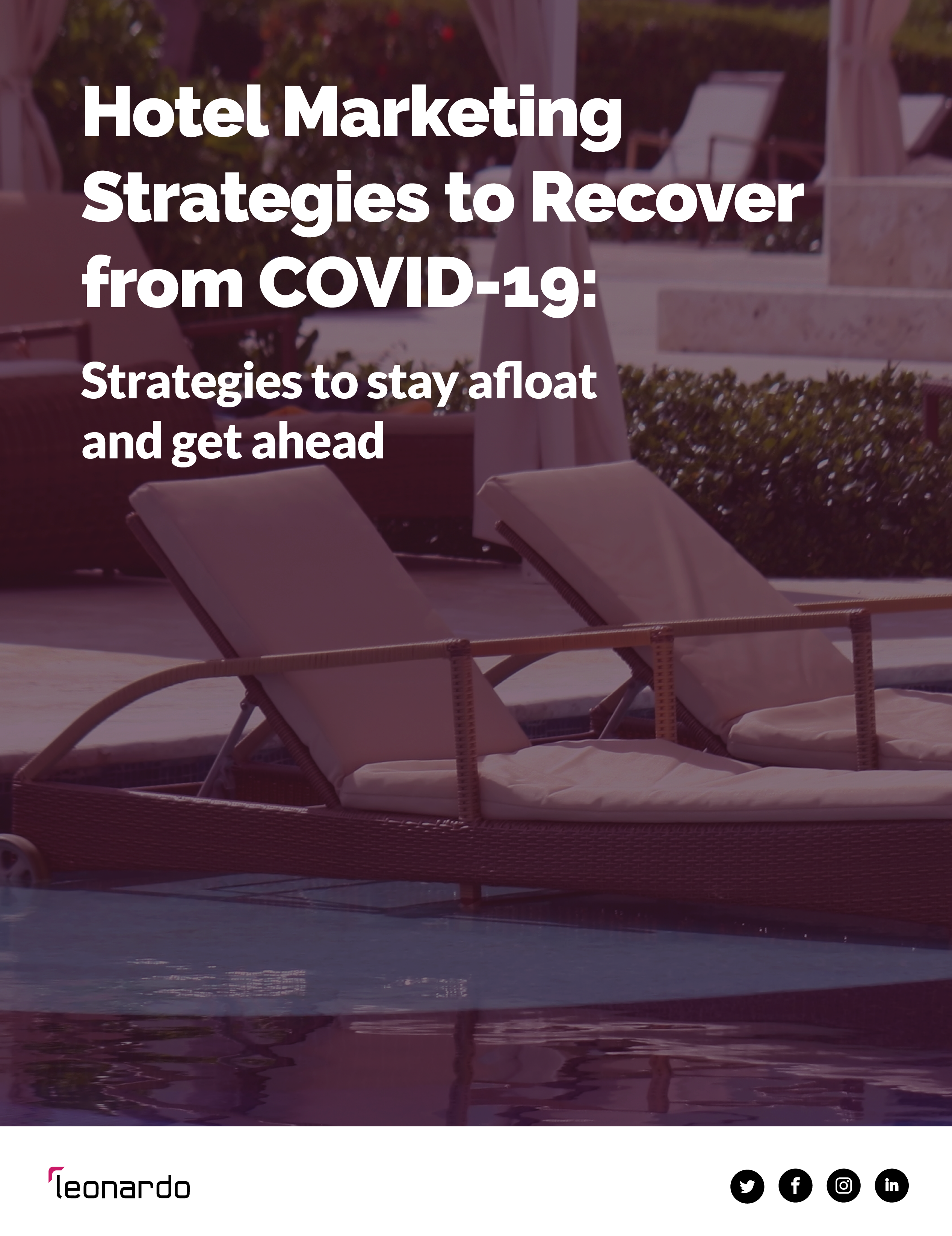 Hotel Marketing Strategies to Recover from COVID-19