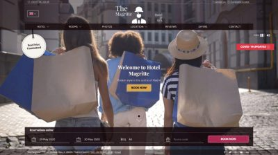 Introducing: COVID-19 Communications Pop-up for Hotel Websites